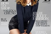 Best of Alexa Chung covers