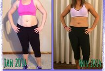 Baby Weight Loss Progress