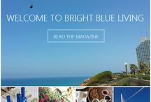 Bright Blue Living Magazine / Design, interiors, architecture and lifestyle articles from Bright Blue Living Magazine