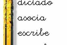 Lectoescritura / by Mamen Ramírez de la Concepción