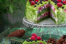 Torty i Ciasta, Ceramiczne podkłady pod torty, przepisy