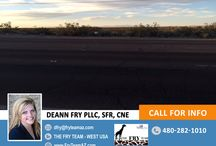 """LAND FOR SALE! 5-Acre Parcel Available For Development / 12417 W Glendale Ave 0, Glendale, AZ 85307 