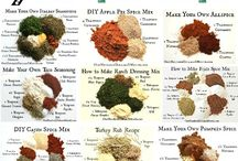 Spice recipes