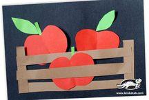 jeseň ovocie a zelenina