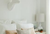 white decor - decor blanc / by Stephanie Therien