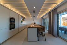 Greek Homes Kitchens