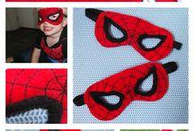 Handmade spiderman