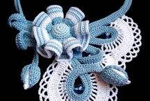 Potemkina Tatiana (Crochet Necklaces)