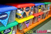 Classroom organization / by Sara Stumbaugh