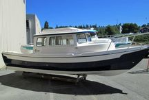 2016 C-Dory 22 Cruiser / The new C-Dory 22 Cruiser for 2016 available at Wefing's Marine.