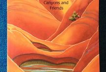 canyon desert landscapes