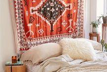 Bohemian Bedroom Idea