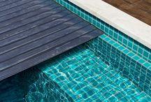 Protección piscinas
