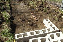 Creer jardin / Fabriquer un partere pour planter