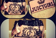 JUICY COUTURE / GIRLY/BAGS/SHOES/FRANGANCES/GLITTER/ANIMAL PRINT/LOVELY/CUTE