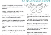 Calm for an Anxious Heart