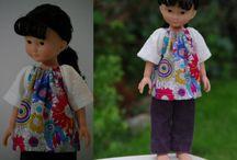 Dolls poupées / vêtements pour les Chéries de Corolle