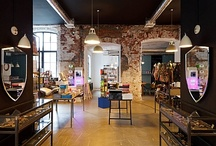 Cool Stores / by Olga Adler -- Interior Designer