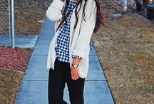 Fall fashion / by Katie Koch