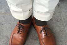 Beautifull Men's Shoes / I love shoes. e.p: Alden, Church, John Lobb, New Balance etc...  / by Double Sole