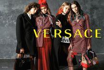 Versace Fall Winter 2017 Campaign