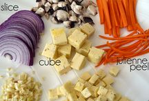Home Ec Cooking Info / Non-recipe infographics / articles for cooking components of Home Ec