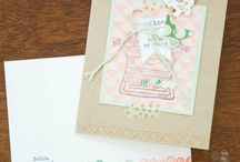 Stampin' Up! - Tap tap tap / Jaarcatalogus /Annual catalogue 2014-2015