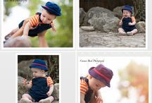 Cute Baby Fall Photoshoot / Children, photography, Fall photography