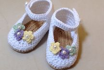 Kitty crochet / Amazing baby shoes