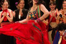 INDIAN DANCE-Ghagra / Ghagra