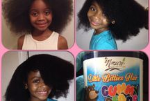 Little Black Girls Hair Styles
