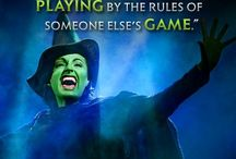 Wicked / by Rob Johnson
