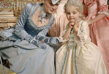Costumes in movies - Rococo