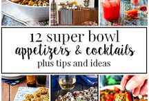 Party Menus / Collections of recipes and menus for all kinds of parties and events!  Cocktail recipes, brunch menus, holiday menus, game day menus, party menus, dinner party menu, special event menus and more...