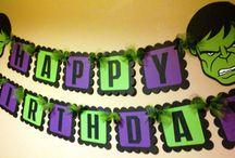 hulk 1st birthday