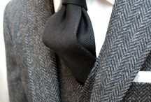 styles we love - men's fashion / there's more to it than just the clothes...
