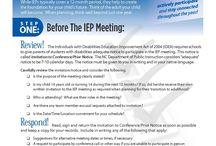 IEP Process
