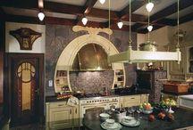 Art novae kitchen / by Svetlana Livshitz