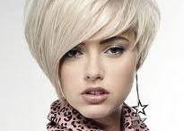 short hair don't care <3