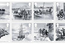 United Kingdom 2016 Stamps / United Kingdom Post 2016 Stamp Issues