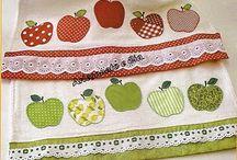 costuras e bordados