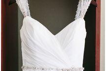 Wedding Gowns / Wedding gown inspiration from Shalese Danielle, a Richmond VA wedding photographer.