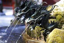 smocze fontanny