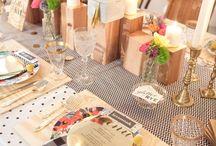 {celebrate} weddings / by Jessica Krieger