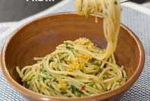 Pasta / by Helen Colburn