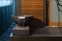 Beautiful Water Feature Inspiration / Water features for UK and international gardens