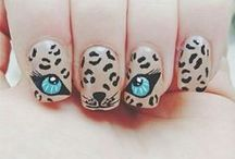 Nails / by Susan Grayson