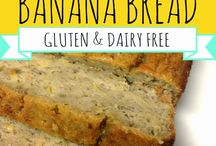 Gluten Free Recipes / Breads and Desserts
