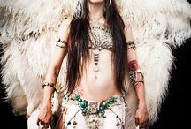 Tribal Belly Dancing
