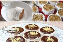 yulaflı buskuvili pasta tarifi